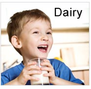 Dairy Page